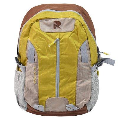 Mochila Para Notebook - Amarelo e Marrom - Republic Vix