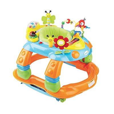 Andador e Centro de Atividades Melody Garden - Safety 1st