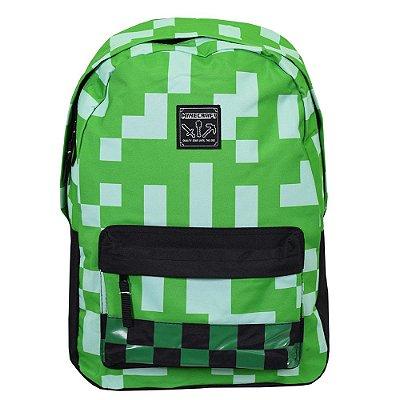 Mochila Minecraft Verde - DMW