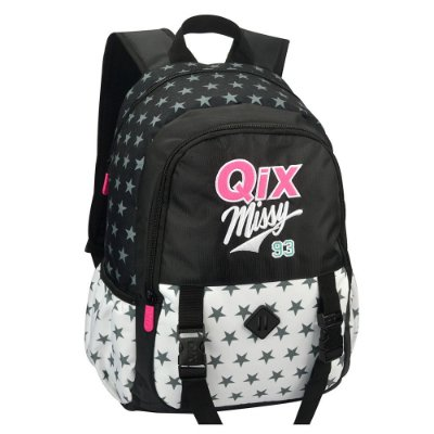 Mochila Para Notebook Feminina - Star - Qix Missy