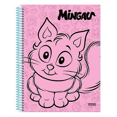 Caderno Mingau Carinhas - 1 matéria - São Domingos