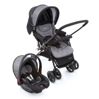 Carrinho Status TS + Bebê Conforto - Voyage