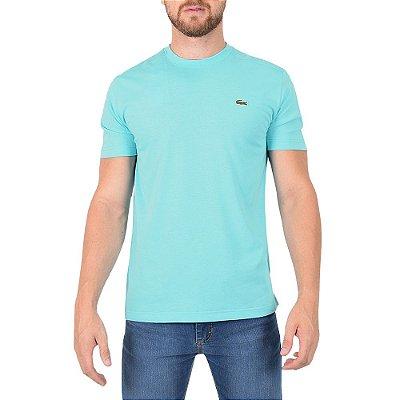 Camiseta Masculina Básica Sport - Azul - Lacoste