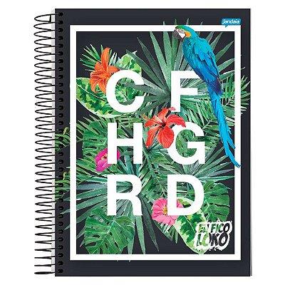 Caderno Eu Fico Loko - Natureza - 1 Matéria - Jandaia