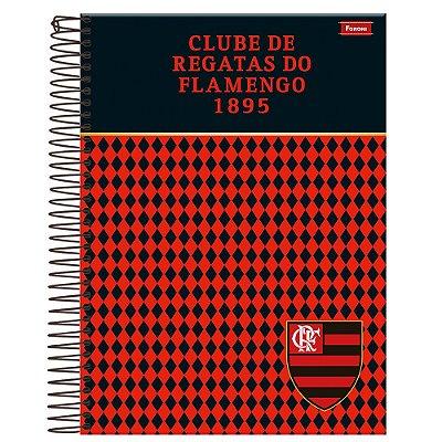 Caderno Flamengo 1895 - 1 Matéria - Foroni