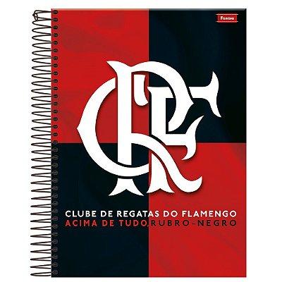 Caderno Flamengo - Clube de Regatas do Flamengo - 1 Matéria - Foroni