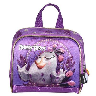 Lancheira Angry Birds Roxa - Matilda - Santino