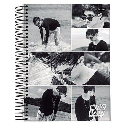 Caderno Eu Fico Loko - Christian Figueiredo - 10 Matérias - Jandaia