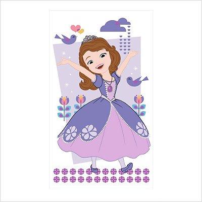 Toalha Infantil Princesa Sofia - Disney - Santista