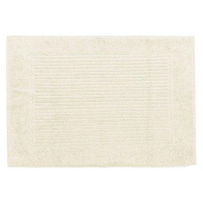 Toalha Piso Para Pés - 48 x 70 cm - Bege 1436 - Buddemeyer