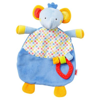 Naninha Com Mordedor - Elefante - Nuk
