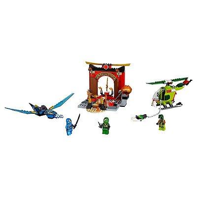Lego Juniors - Templo Perdido - 172 Peças - Ninjago