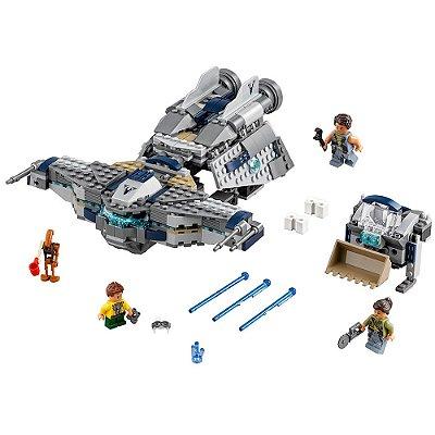 Lego Star Wars Predador das Estrelas - 558 Peças