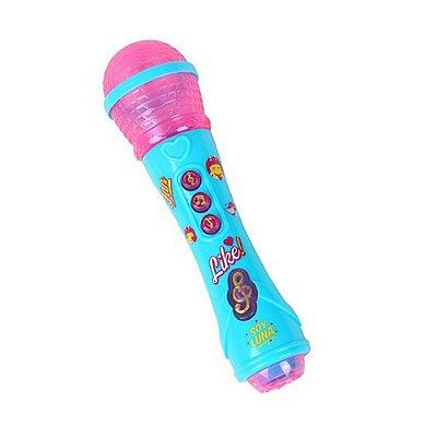 Microfone Musical - Sou Luna - Multikids