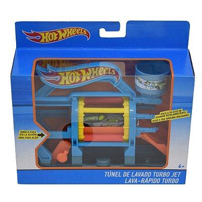Hot Wheels - Lava Rápido Turbo - Mattel