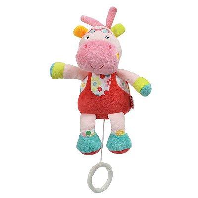Pelúcia Musical Toy - Hipopótamo - Nuk