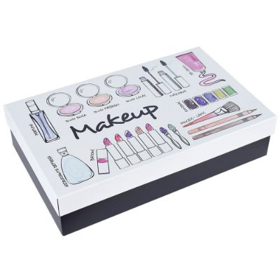 Caixa para Maquiagem Makeup - Geguton