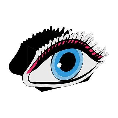 Display de Maquiagem - Olho - Geguton