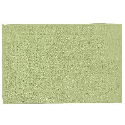 Toalha Piso para Pés Canelada Luxor - Verde Claro 1887 - Buddemeyer