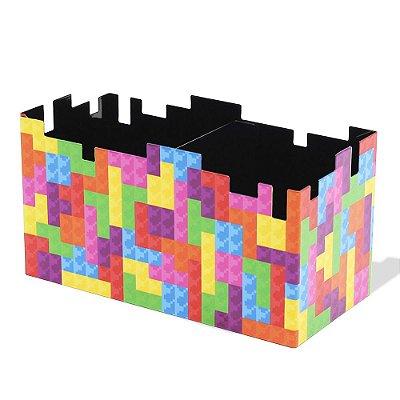 Porta Controle Remoto Pixel - Geguton