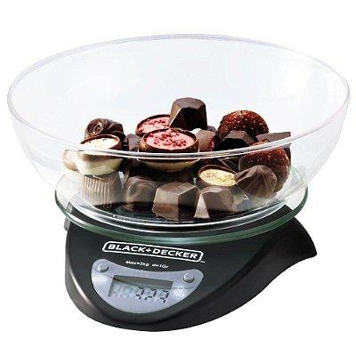 Balança de Cozinha BC250 - Black & Decker