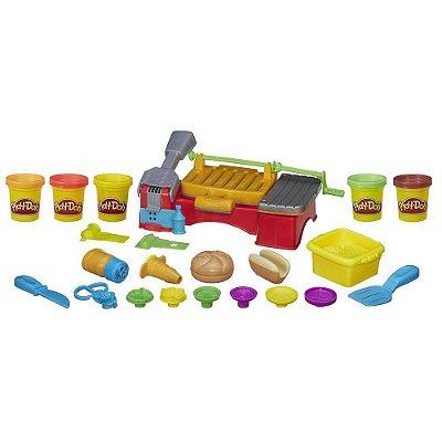 Conjunto Play-Doh Lanchonete Criativa - Hasbro