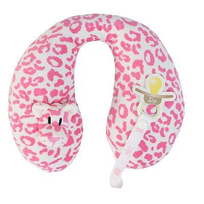 Protetor de Pescoço - Tigrinha Marina  - Zip Toys