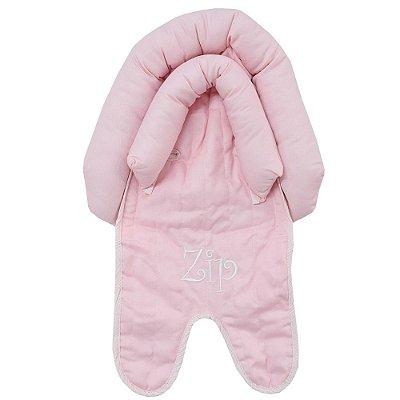 Apoio de Cabeça para Bebês - Rosa - Zip Toys