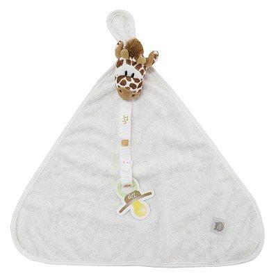 Pano de Boca Atoalhado - Girafa Isis - Zip Toys
