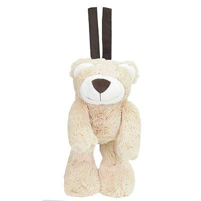 Mochila Com Alça Guia - Ursinho Caco - Zip Toys