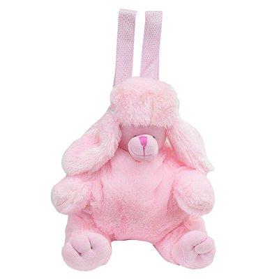Mochila Com Alça Guia - Cachorrinha Lili - Zip Toys