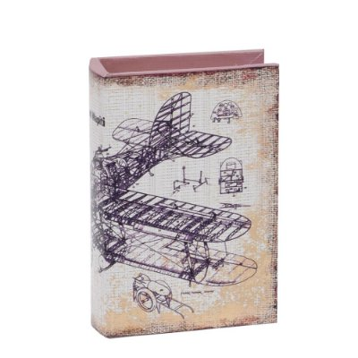 Livro Caixa Decorativa Pequena - Westland Wapiti - Mart