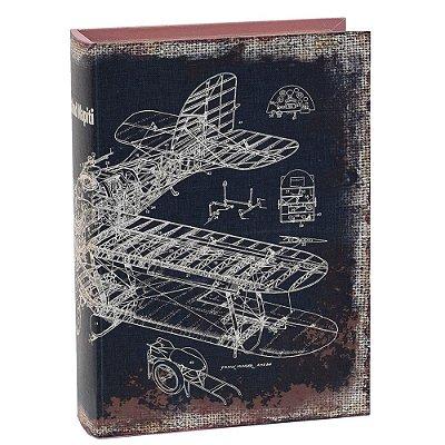 Livro Caixa Decorativa Grande - Westland Wapiti - Mart