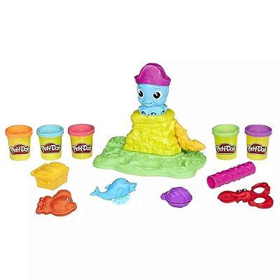 Conjunto Play-Doh Polvo Divertido - Hasbro
