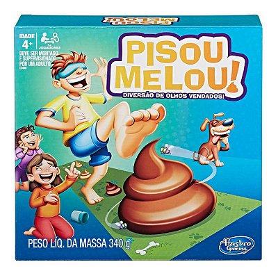 Jogo Pisou, Melou! - Hasbro