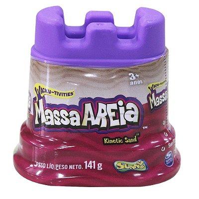 Massa Areia - Rosa Neon - Sunny