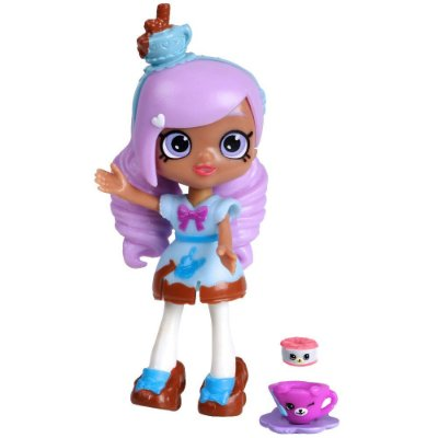 Shopkins Happy Places Kit Mini Natacha - Sala Cachorrinhos - DTC