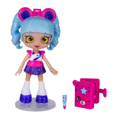 Shopkins Happy Places Kit Mini Riana Rádio - Quarto Ursinhos - DTC
