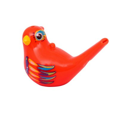 Cippies Aves Cantoras - Vermelha - DTC
