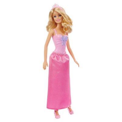 349be2cb21 Boneca Barbie Fashion And Beauty Básica - Vestido Azul Happy ...