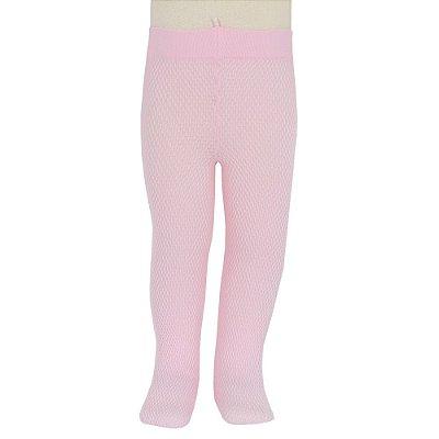 Meia Calça Cute Fio 70 - Rosa - Lobinha
