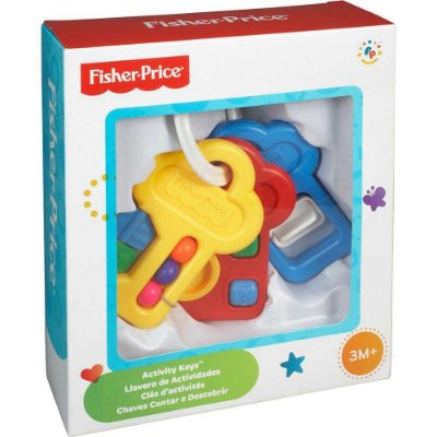 Chaves Contar e Descobrir - Fisher Price