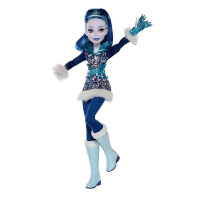 Boneca DC Super Hero Girls - Frost - Mattel