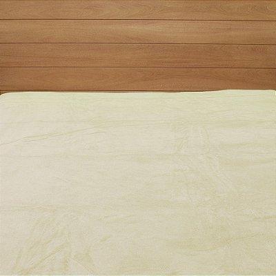 Cobertor em Microfibra Aspen Queen - Bege - Buddemeyer