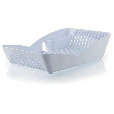 Escorredor de Pratos Infinity - Branco - Ou
