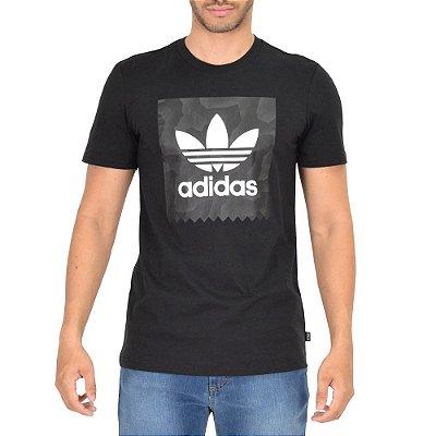 Camiseta Masculina Blackbird Warp Tee - Adidas