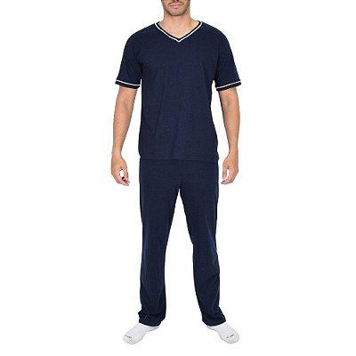 Pijama Masculino Marinho - Lupo