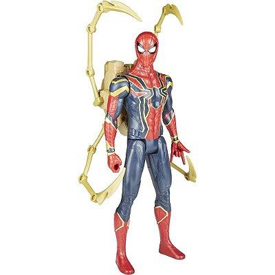 Boneco Homem Aranha Power FX - Avengers Infinity War - Hasbro