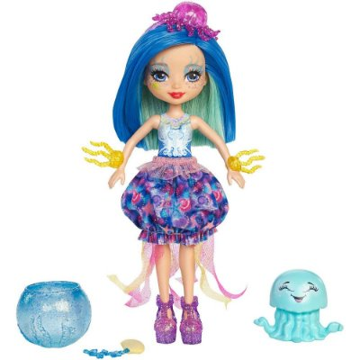 Enchantimals Beleza - Jessa Jellyfish e Marisa - Mattel