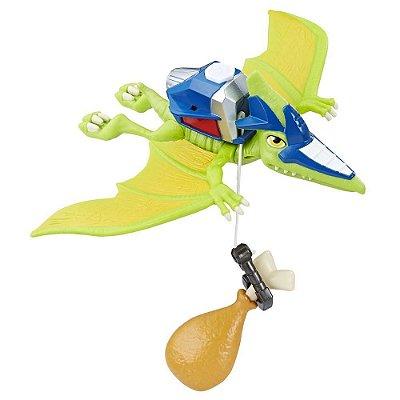 Dino em Resgate Chomp Squad - Aerogancho - Hasbro
